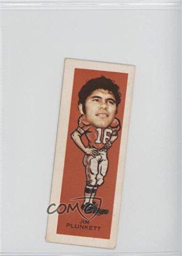 Jim Plunkett (Trading Card) 1973-74 Sugar Daddy Pro Faces - [Base] - Jim Sugar