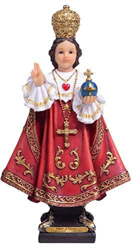Woodington's Florentine Collection Infant of Prague 12 Inch Statue - Jesus Florentine Statue