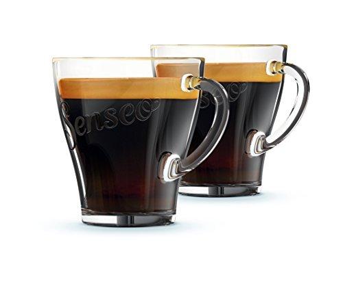 2 tasses Senseo Original rouge