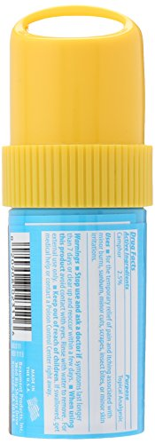DERMATONE Camphor Ice Medicated Skin Balm, 0.75 Ounce (Pack of 2)