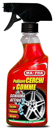 Detergente per cerchi e gomme 500 ml MA-FRA CERCHI E GOMME MA FRA
