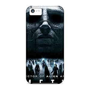 New Mialisabblake Super Strong Prometheus Movie Tpu Case Cover For Iphone 5c