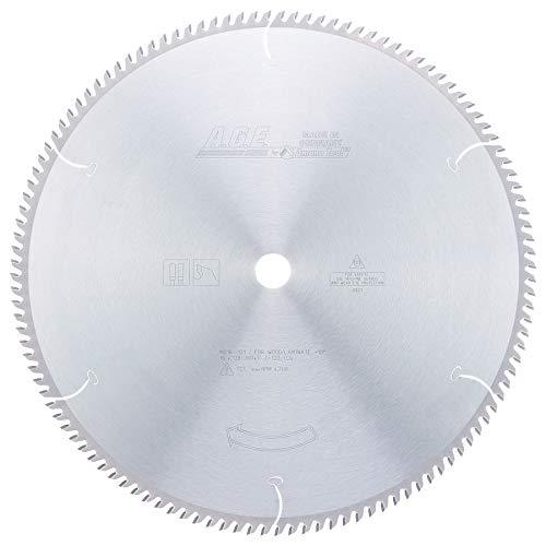 Disco Sierra AMANA Laminado 16 X 120T Tcg 1 eje (MD16 121)