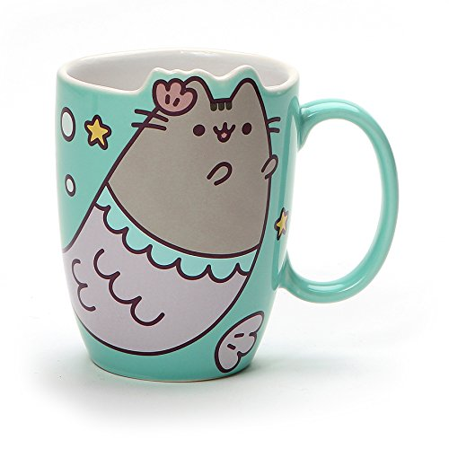 Pusheen by Our Name is Mud