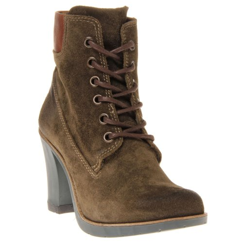 Fly London Tim Damen Stiefel Grün
