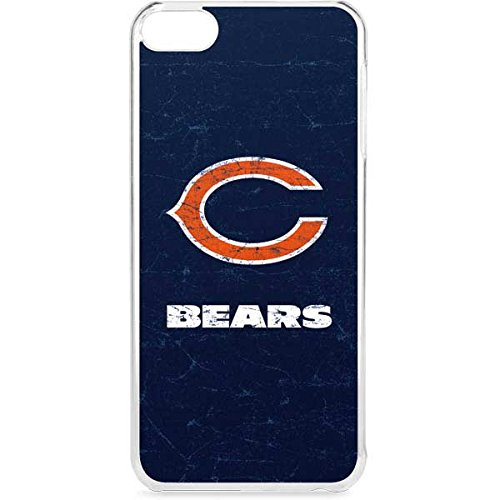 Skinit NFL Chicago Bears iPod Touch 6th Gen LeNu Case - Chicago Bears Distressed Design - Premium Vinyl Decal Phone Cover