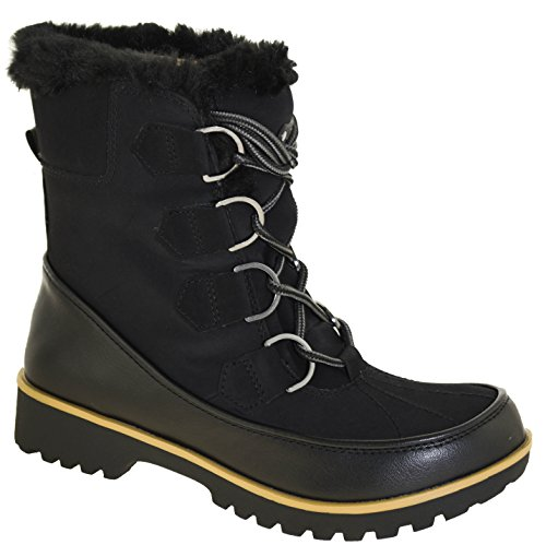 JBU by Jambu Women's Manchester Winter Boots Black, - Sale Shops Manchester