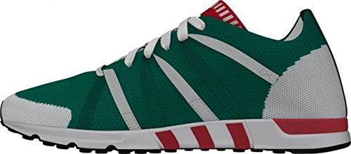 Adidas Equipment Racing 93 PK Primeknit, sub green/ftwr white/collegiate red sub green/ftwr white/collegiate red