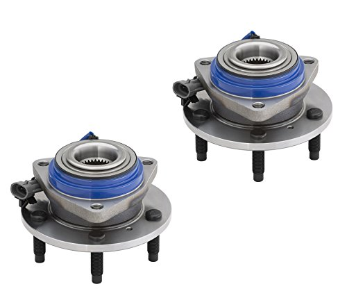 DTA Front Wheel Bearing & Hub Assemblies NT513179 x2 (Pair) With ABS Century Regal Deville Seville Venture Montana With ABS