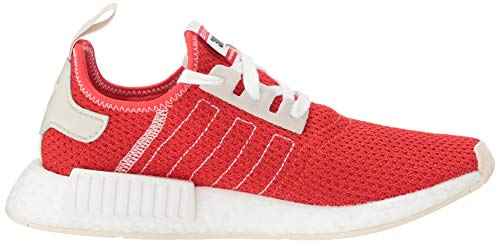 adidas Originals Men's NMD_R1 Running Shoe, Active red/Ecru Tint, 4.5 M US by adidas Originals (Image #7)