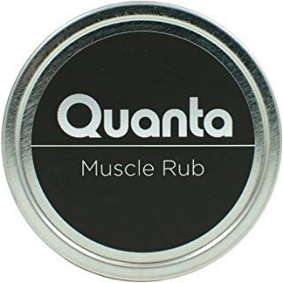 Quanta Organic All-Natural Hemp Muscle Rub - Targeted Pain Fighting Relief for Joint and Muscle Soreness - Longer Lasting, Faster Acting and Deeply Penetrating (1 oz) by Quanta