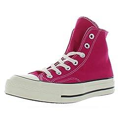 Sneakers Unisex CONVERSE CHUCK 70 HI PINK POP/BLACK/EGRET 161442C