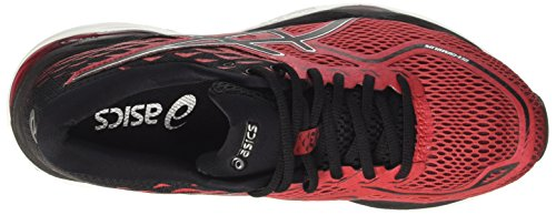 19 Red Asics Silver Running Men Black AU7 GEL Cumulus Shoes ZOwYE