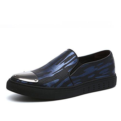 Chaussures Angleterre/Printemps et automne épaisse semelle plate-forme chaussures des lazybones/Chaussures occasionnelles de brock mode B wGEFv