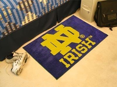 (Fanmats Notre Dame Fighting Irish Starter)