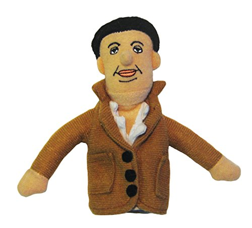 The Unemployed Philosophers Guild Diego Rivera Finger Puppet and Refrigerator Magnet - for Kids and Adults