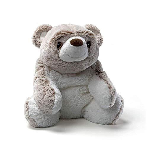 "GUND Kobie Teddy Bear Stuffed Animal Plush Toy, Big and Cuddly, For Boys, Girls, Toddlers, Tan/Brown/White 10"""