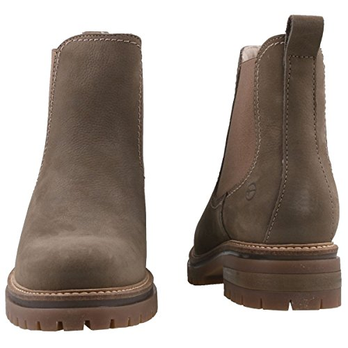 Chelsea Tamaris 25474 Taupe 21 Boots Femme F7UwYaq
