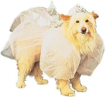 Pet Disney Cinderella Dog Costume (Size: Large)