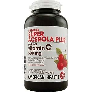 American health super acerola plus natural - Super gourmet plus ...