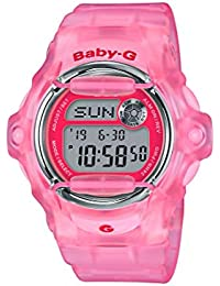 BG169R-4E Baby-G Womens Watch Pink 42.6mm Resin