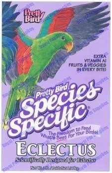 Pretty Bird International Eclectus Special 20lb by Pretty Bird