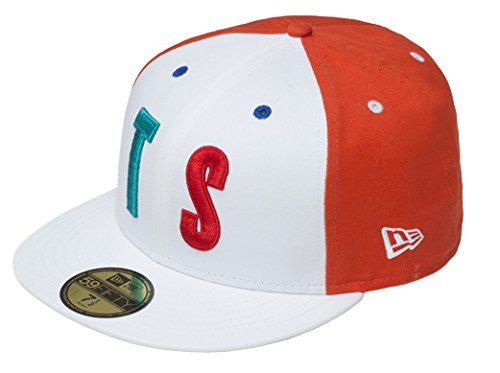2928693865a 59FIFTY TS New Era Cap North Kiteboarding red white 7 1 4 (58cm ...