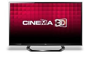 LG 55LM615S - Televisor LED de 55 pulgadas Full HD (200 MHz) color negro