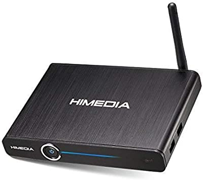 HIMEDIA Q30 4K (Ultra HD) & 3D Android Mediaplayer / Smart TV Box / Mini PC: Amazon.es: Electrónica