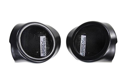 Custom Speaker Kick Panel (SSV Works 2008-2014 Polaris RZR Pair 6.5