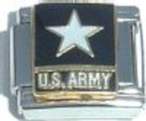 Army Italian Charm - US Army Italian Charm