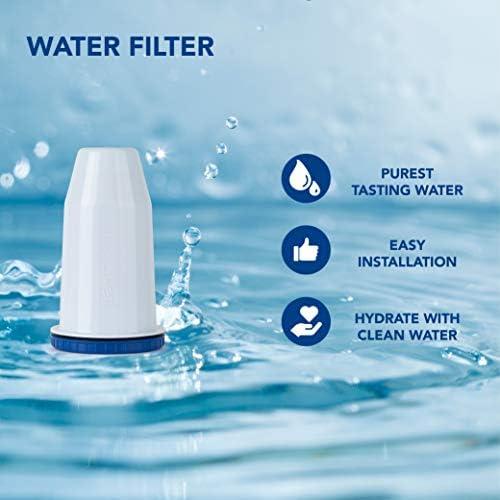 3 comte Nakii WATER PITCHER Filtre de remplacement pour NFP-100