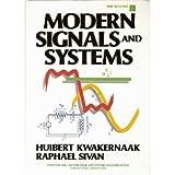 Modern Signals and Systems, Kwakernaak, Huibert and Sivan, Raphael, 0138092524