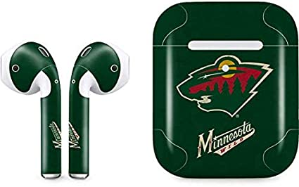 NHL Minnesota Wild Stereo Earbuds