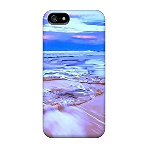 Earurns Scratch-free Phone Case For Iphone 5/5s- Retail Packaging - Too Wonder To Resist
