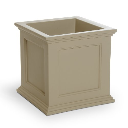 Fairfield Patio Planter, 20 by 20-Inch,