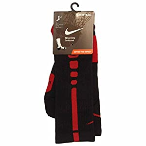 NIKE Men's Elite Basketball Crew 1 Pair Pack