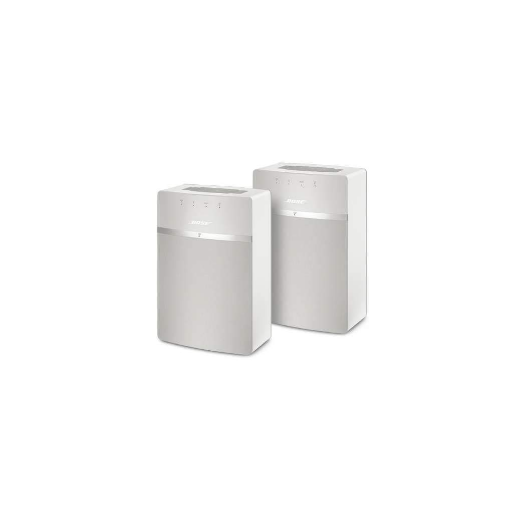 Bose SoundTouch 10 x 2 Wireless Starter Pack, White