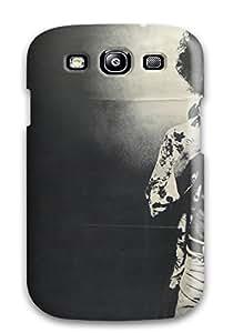 9601505K70611612 Galaxy S3 Jimi Hendrix Print High Quality Tpu Gel Frame Case Cover