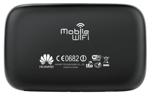 Huawei E5776 150 Mbps 4G LTE & 42 Mbps 3G Mobile WiFi Hotspot (4G LTE in Europe, Asia, Middle East, Africa & 3G globally) by Huawei (Image #1)