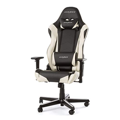 DX Racer Oh/rz0/NW Asiento Gaming Negro/Bla