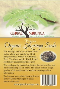 Moringa Oleifera Seeds (100)