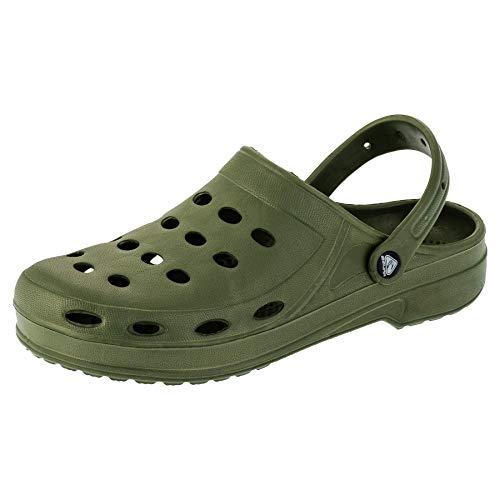 Schuhe Farben Garten Strand Pantoffel Grün 2surf Pool Vielen In M195gn Herren Clogs Freizeit qtvFpS