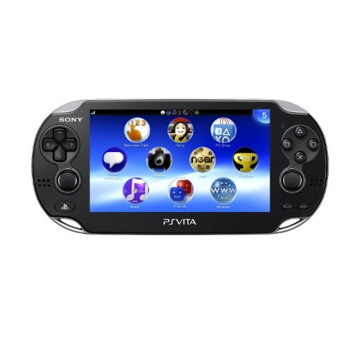 PlayStation Vita 3G/Wi-Fi (Renewed)