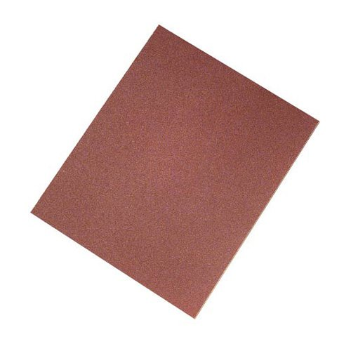 SIA Abrasives 3100.3713.0120 Series 1913 siawat Standard Coated Abrasive Sheet, C-wt Aluminum Oxide Grit, 120 Grade, 9'' Width, 11'' Length (Pack of 50)