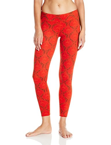 Tights Sublimated (Hot Chillys Women's MEC Sublimated Tights, Casablanca, X-Large)
