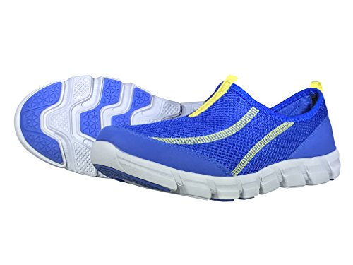 Pictures of Viakix Mens Water Shoes - Comfortable Lightweight Mesh Aqua Sneakers - Swim, Pool, Beach Shoes for Men 6