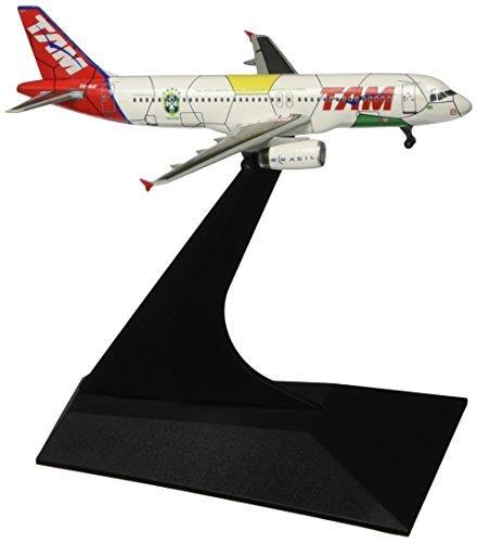 dragon-1-400-a320-tam-brazilian-airlines-pr-map