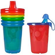 The First Years Take & Toss Spill-Proof Sippy Cups,...