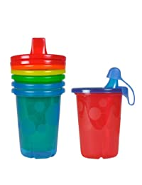 The First Years Take & Toss Spill-Proof Sippy Cups, 10 Ounce, 4 Count BOBEBE Online Baby Store From New York to Miami and Los Angeles